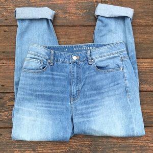 Like new WHBM boyfriend jeans